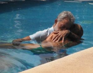 Terapia Craneosacral Biodinámica en el Agua, con Javier de María